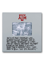 Texas A&M Aggies Definition Picture Frame