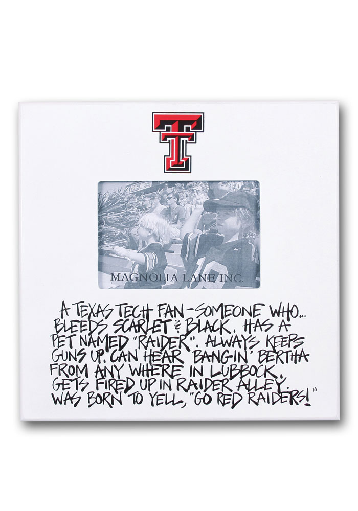 Texas Tech Red Raiders Definition Picture Frame - 2401065