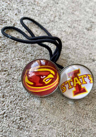 Iowa State Cyclones Hair Scrunchie