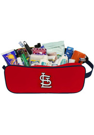 St Louis Cardinals Team Logo Shave Kit - Red
