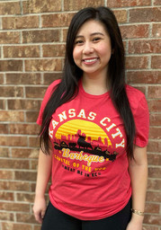 RALLY Brand x Harvesters COLLAB Meat Me in KC Charity Tee