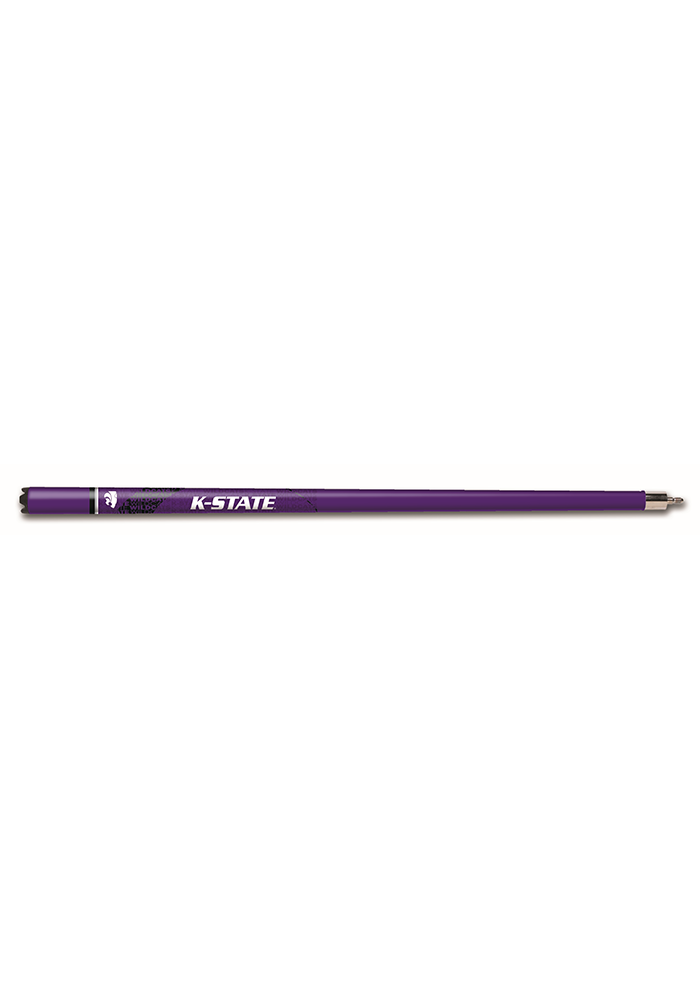 K-State Wildcats Blizzard Pool Cue - Image 2