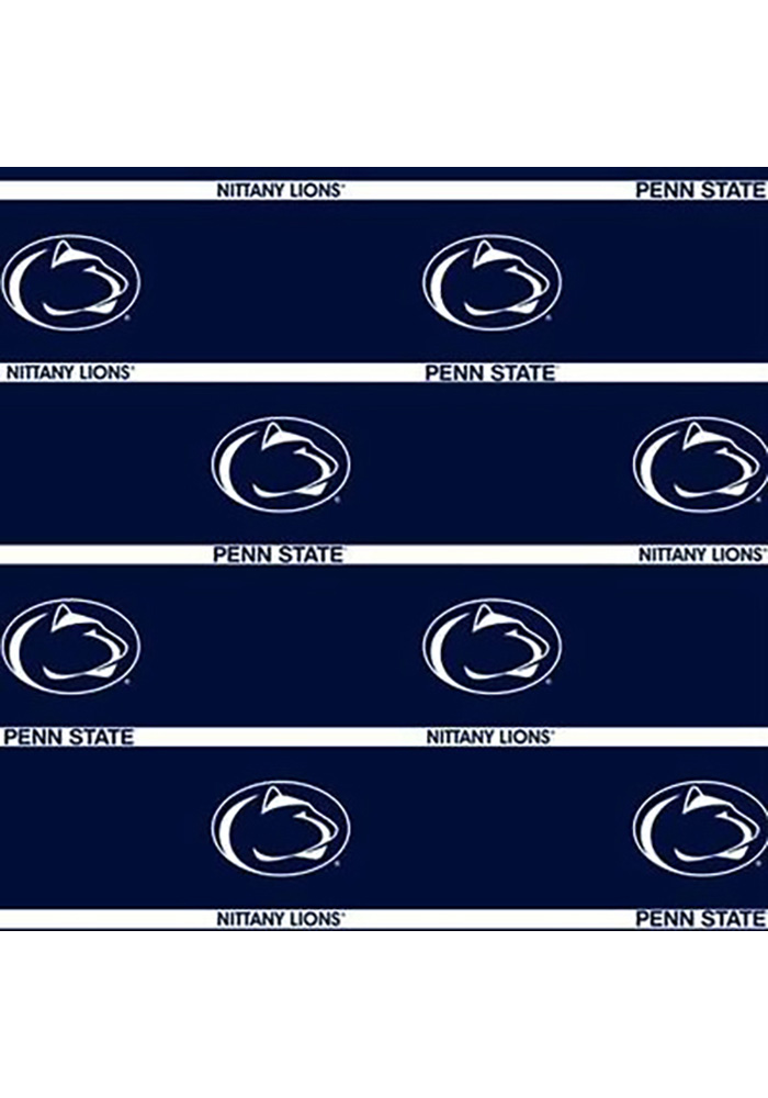 Penn State Nittany Lions Repeating Logo Tissue Paper - Image 1