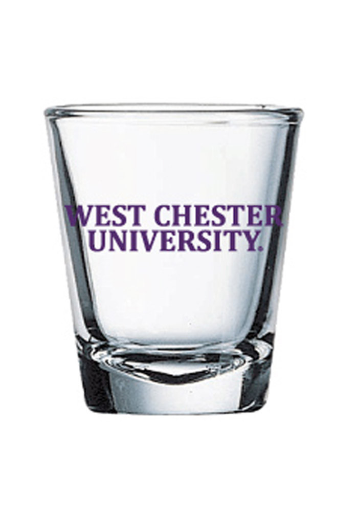 West Chester Golden Rams 1.5oz 2-Sided Shot Glass - Image 2