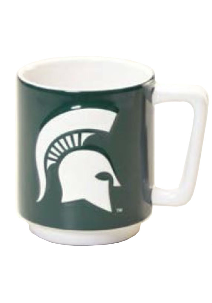 Michigan State Spartans Relief Mug - Image 1