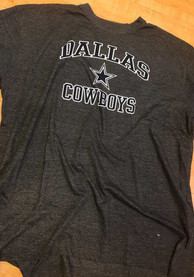 detailed look 0eec6 f2eab Dallas Cowboys Grey Heart & Soul T-Shirt
