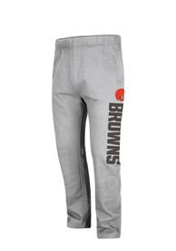 Cleveland Browns Grey Getting Started Sweatpants
