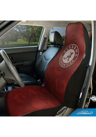 Alabama Crimson Tide Universal Bucket Car Seat Cover - Red