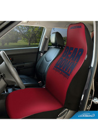 Arizona Wildcats Universal Bucket Car Seat Cover - Red
