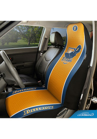 Cal State Fullerton Titans Universal Bucket Car Seat Cover - Blue