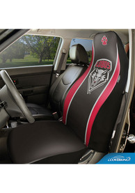 New Mexico Lobos Universal Bucket Car Seat Cover - Red