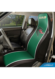 UAB Blazers Universal Bucket Car Seat Cover - Green