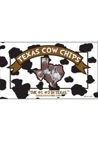 Texas Cow Chips Candy
