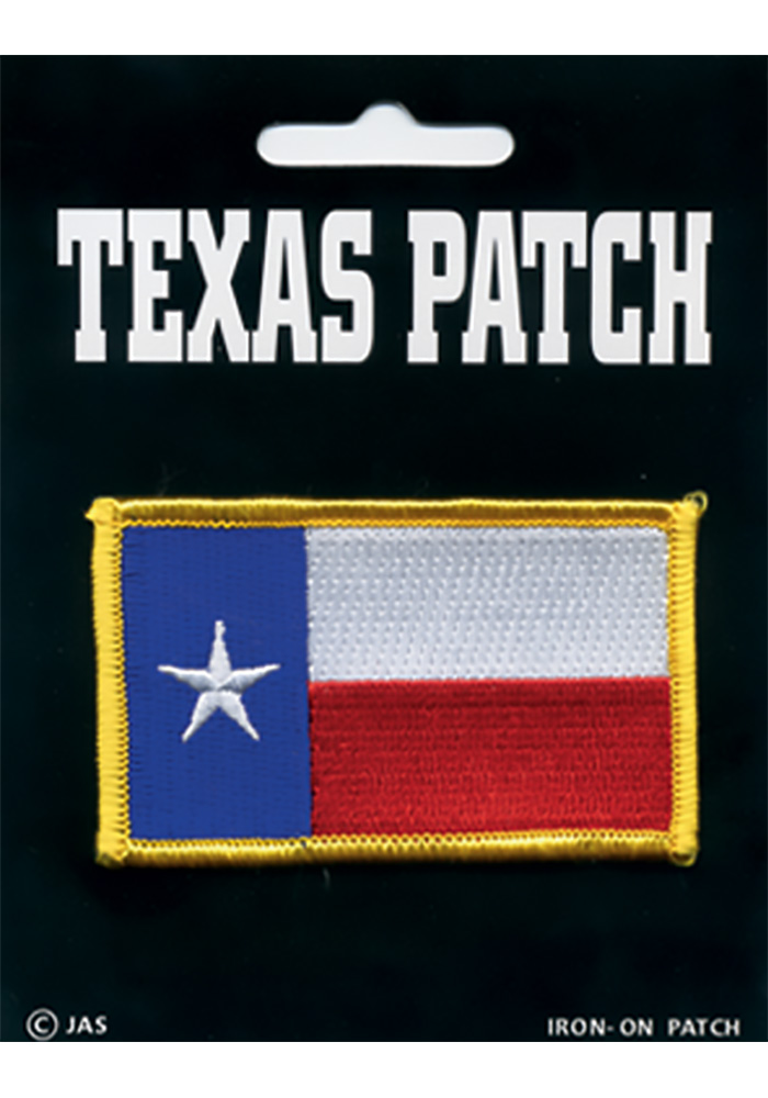 Texas State Flag Patch - Image 1