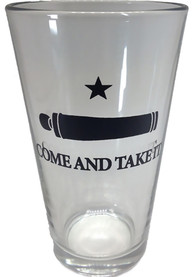 Texas Come and Take It Pint Glass