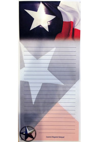 Texas State Flag Notepad