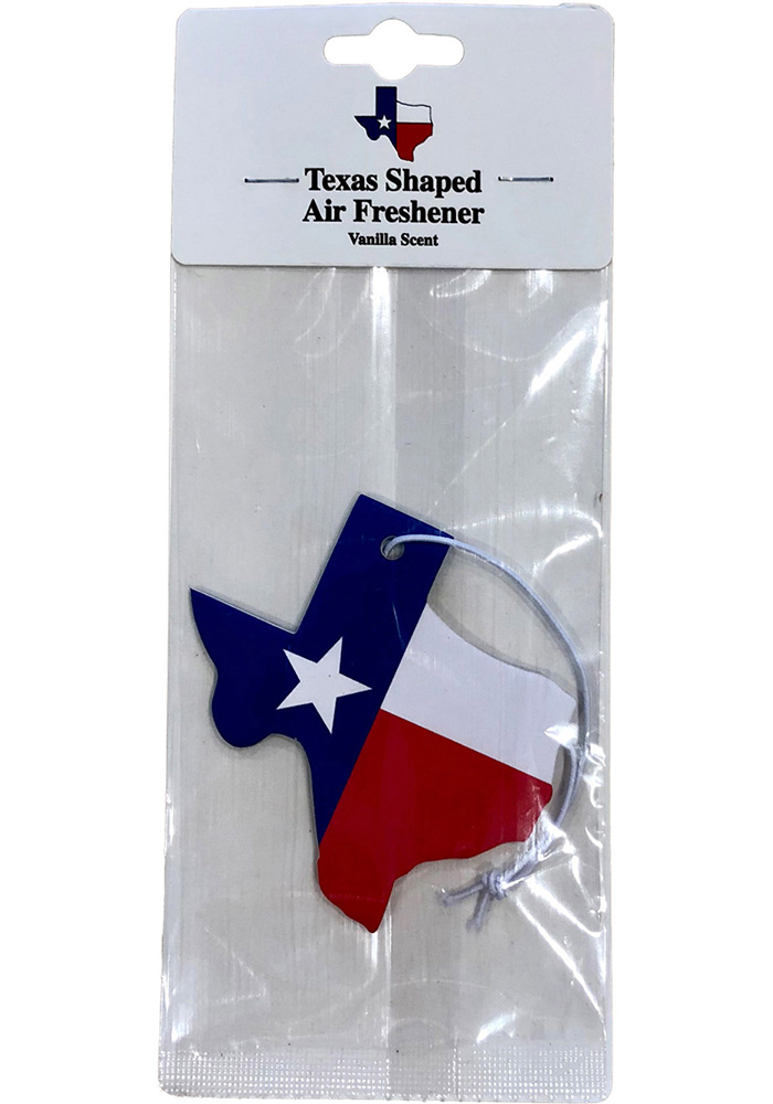 Texas State Shape Auto Air Fresheners - Blue - Image 1