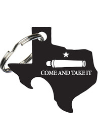 Texas Come and Take It Keychain