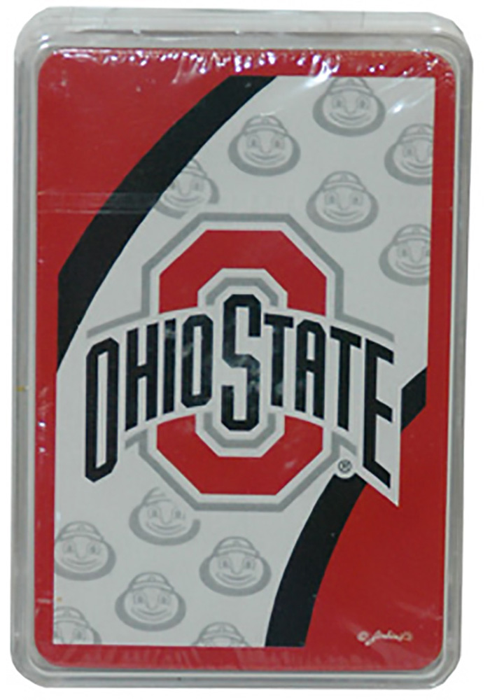 Charmant Ohio State Buckeyes Team Logo Playing Cards