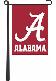 Alabama Crimson Tide 13x18 Garden Flag