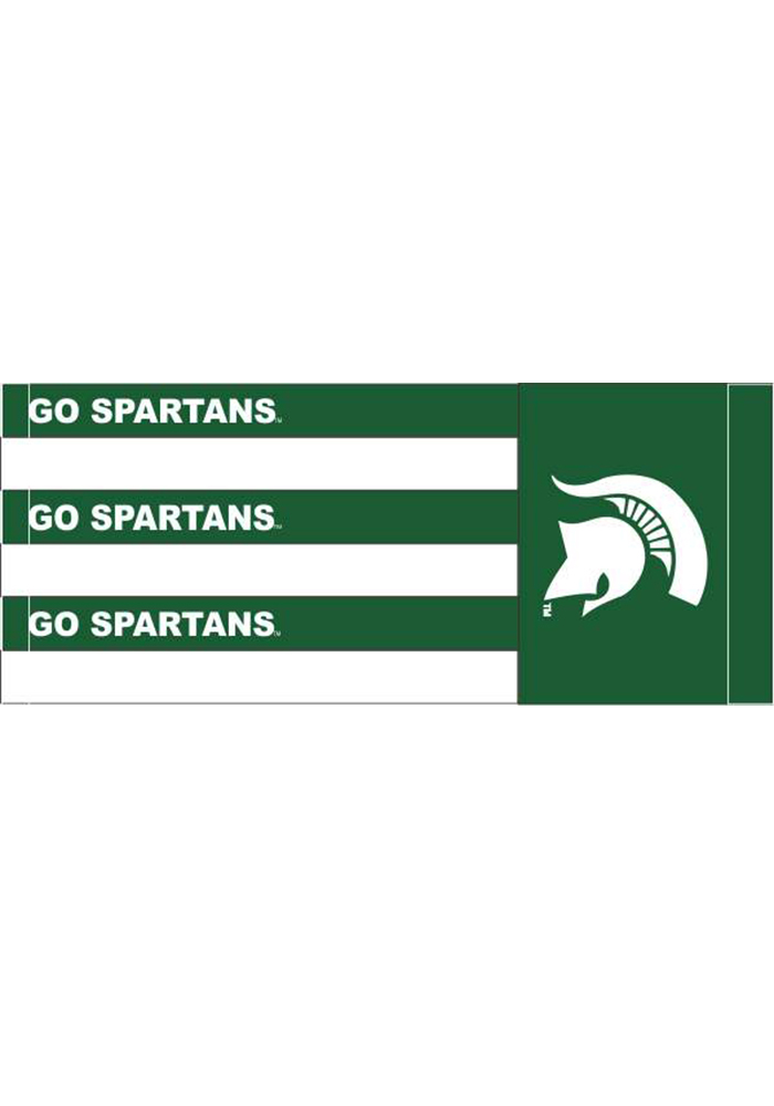 Michigan State Spartans 40 Inch Windsock - Image 1