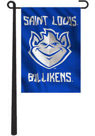 Saint Louis Billikens 13x18 Team Logo Garden Flag