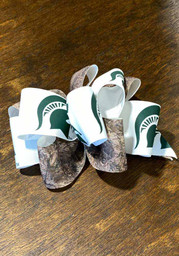 Michigan State Spartans Mary Loop Kids Hair Barrette