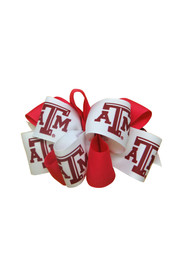Texas A&M Aggies Mary Loop Hair Barrette