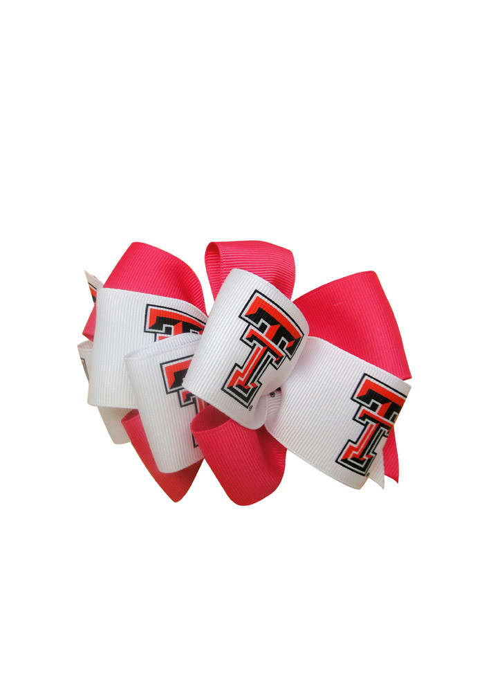 Texas Tech Red Raiders Mary Loop Kids Hair Barrette - Image 1