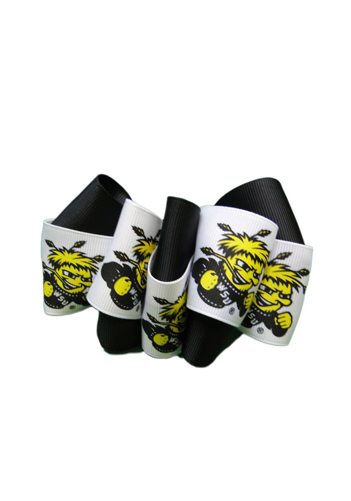 Wichita State Shockers Mary Loop Kids Hair Barrette - Image 1
