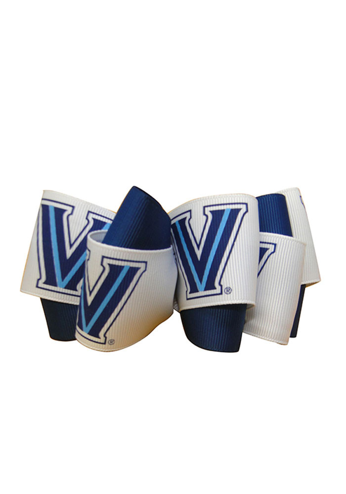 Villanova Wildcats Mary Loop Kids Hair Barrette - Image 1
