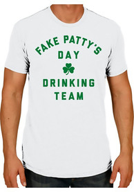 Rally Aggieville White FPD Drinking Team Short Sleeve T Shirt