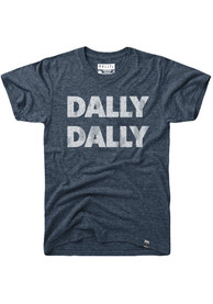 Dallas Navy Dally Dally Short Sleeve T Shirt