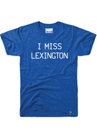 Rally Lexington Blue I Miss Short Sleeve T Shirt