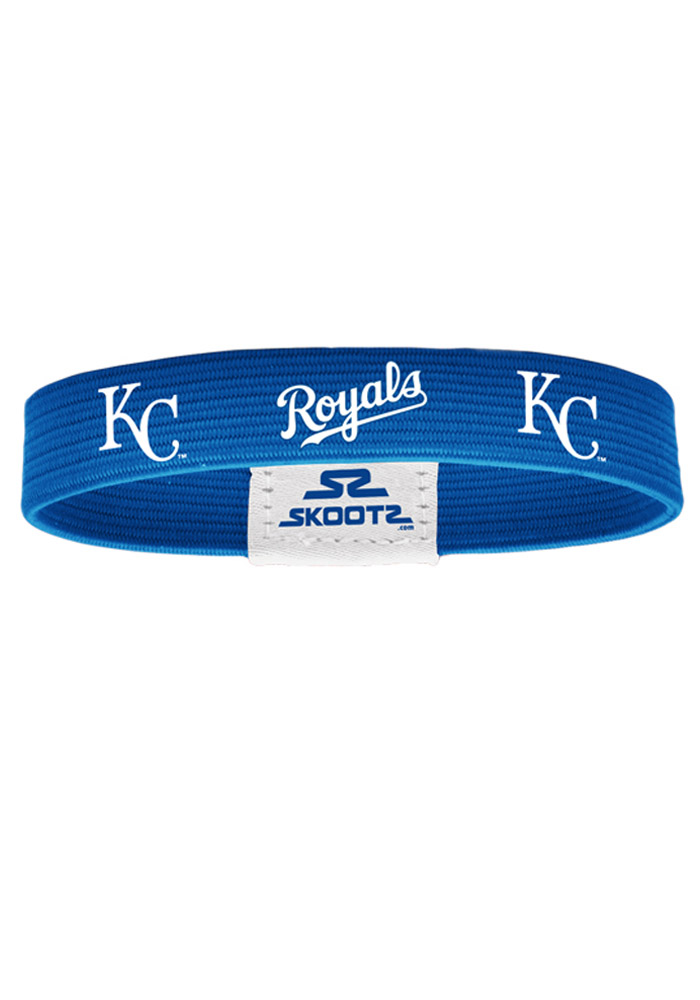 Kansas City Royals Team Core Wristband - Blue