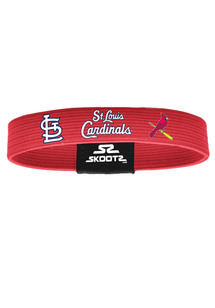St Louis Cardinals Team Core Mens Wristband - Image 1