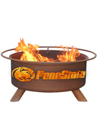 Penn State Nittany Lions 30x16 Fire Pit