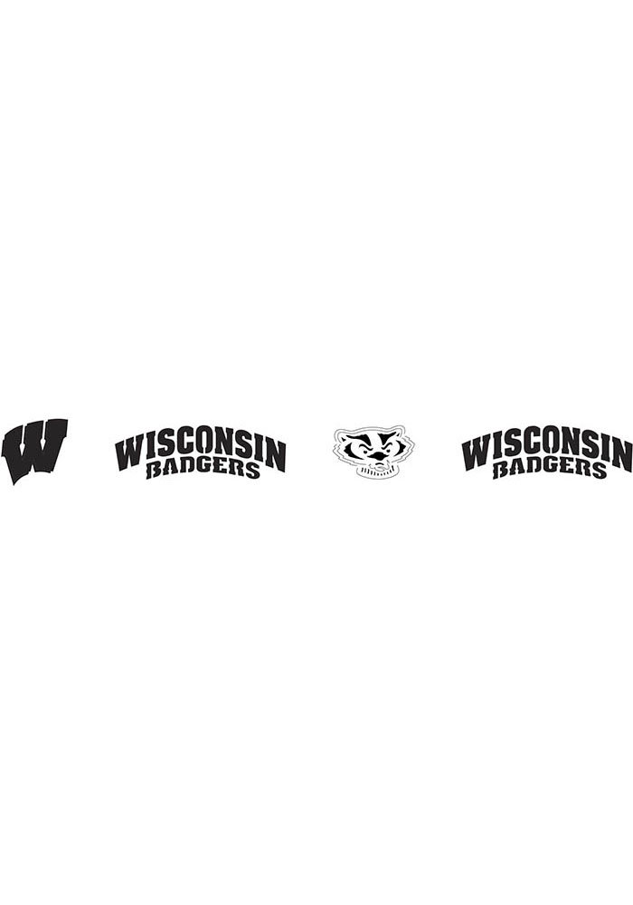 Wisconsin Badgers 30x16 Fire Pit - Image 5