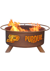 Purdue Boilermakers 30x16 Fire Pit