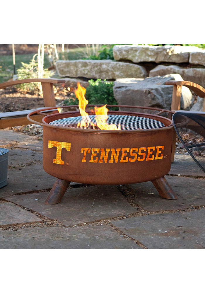 Tennessee Volunteers 30x16 Fire Pit - Image 2