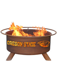Oregon State Beavers 30x16 Fire Pit