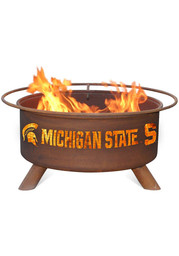 Michigan State Spartans 30x16 Fire Pit