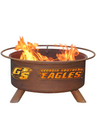 Georgia Southern Eagles 30x16 Fire Pit