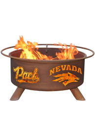Nevada Wolf Pack 30x16 Fire Pit