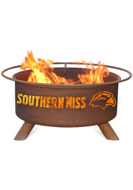 Southern Mississippi Golden Eagles 30x16 Fire Pit