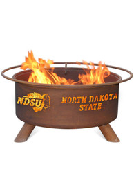 North Dakota State Bison 30x16 Fire Pit