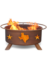 Texas State Stars Fire Pit