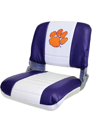 Clemson Tigers Pro-Style Fishing Boat Seat
