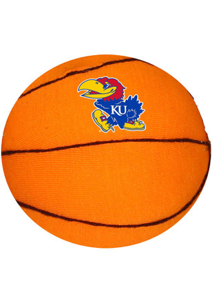 Kansas Jayhawks 3 Inch Basketball Plush