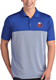 New York Islanders Antigua Venture Polo Shirt - Blue